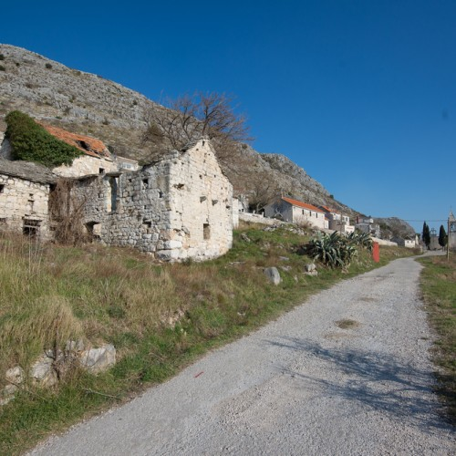 Podstrana staro selo